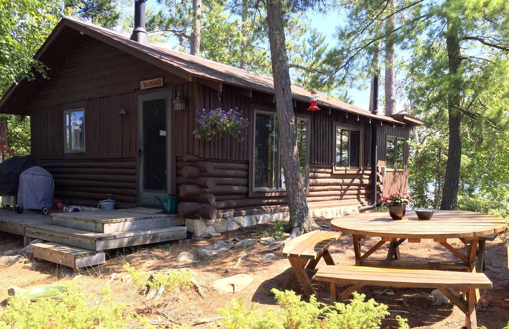 Exterior Cabin Services Brainerd MN
