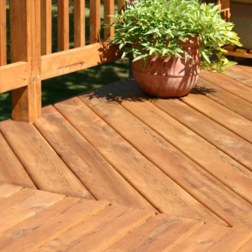 Deck Painting & Staining Services Brainerd MN